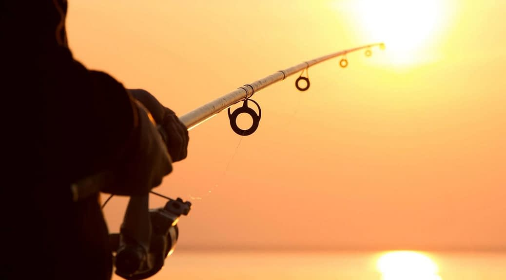 Saskatchewan fishing