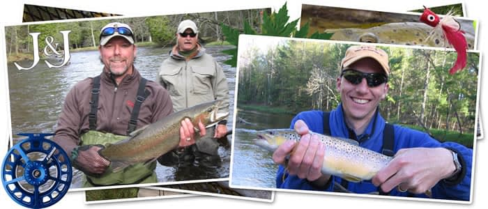Pere Marquette Fishing Guides