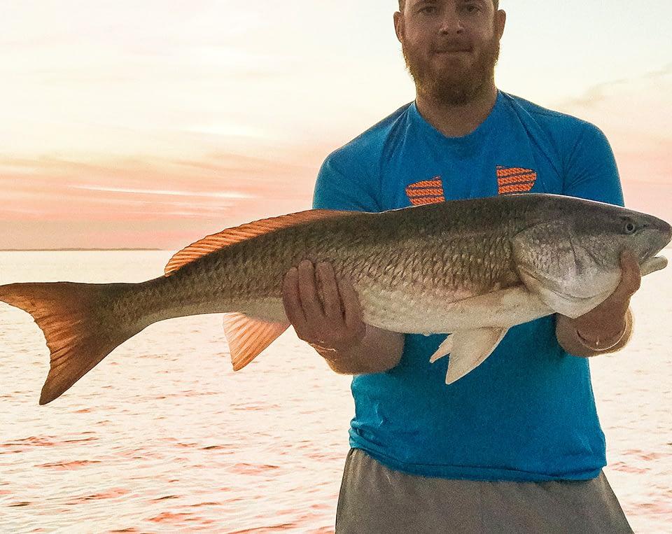 redfish destin fl