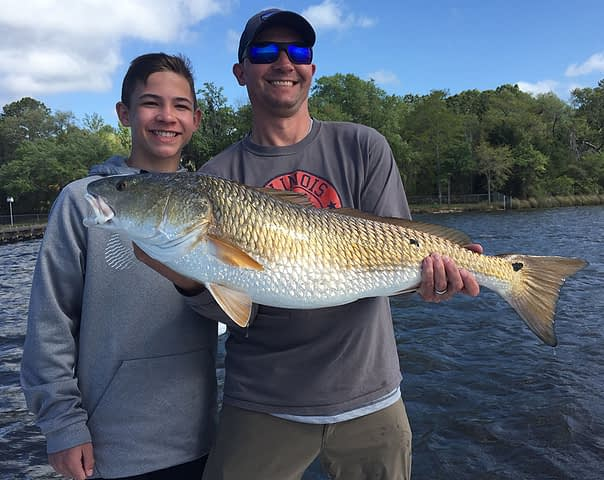 destin redfish charters