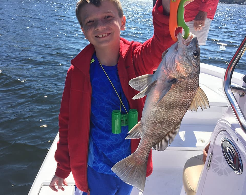 destin nearshore fishing