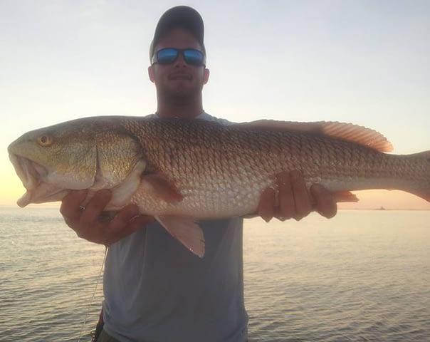 redfish in destin