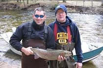 Pere Marquette Fly Fishing