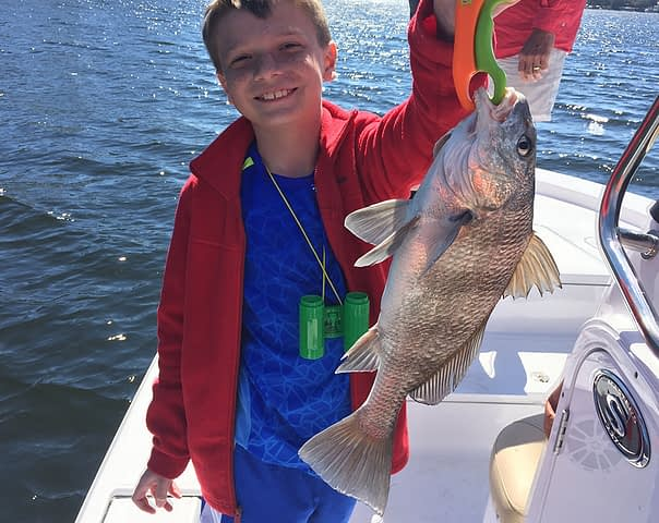 destin nearshore fishing