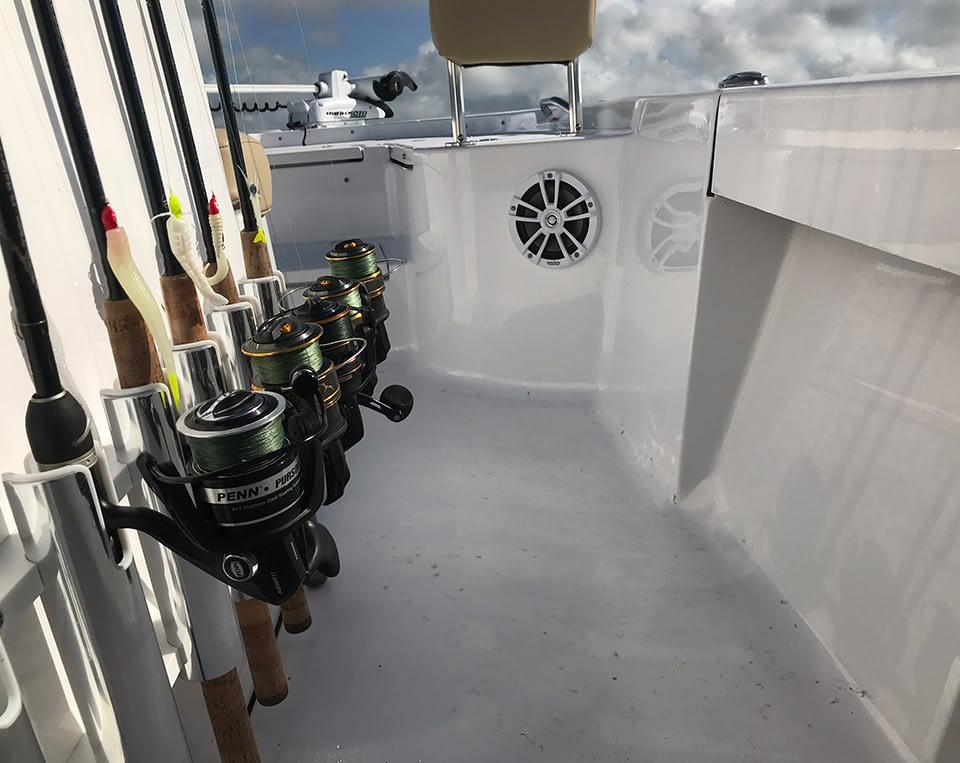 destin fl fishing boat equipment