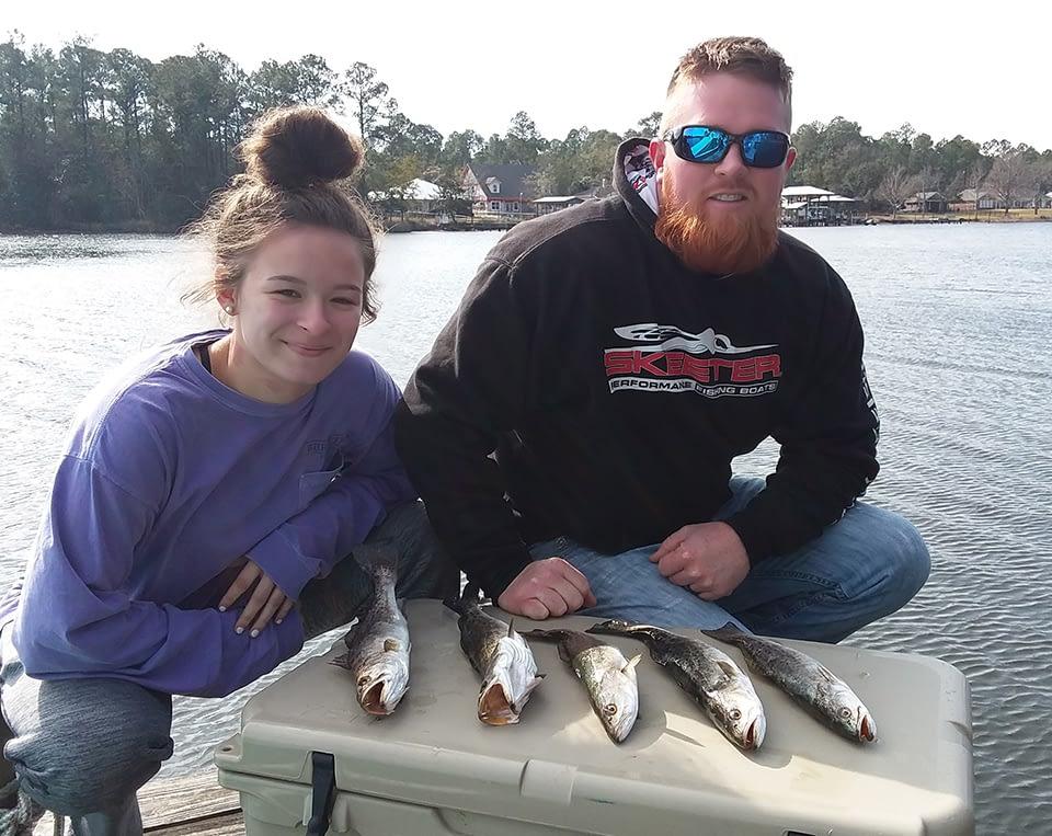 destin fl inshore fishing charter