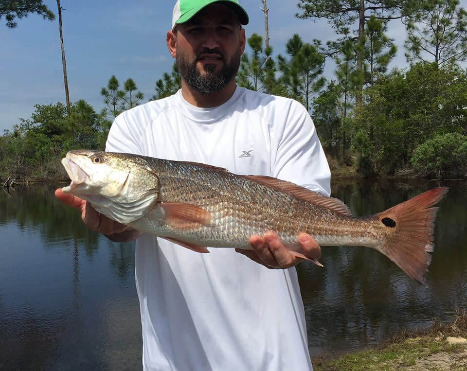 Destin Inshore Flatwater Fishing