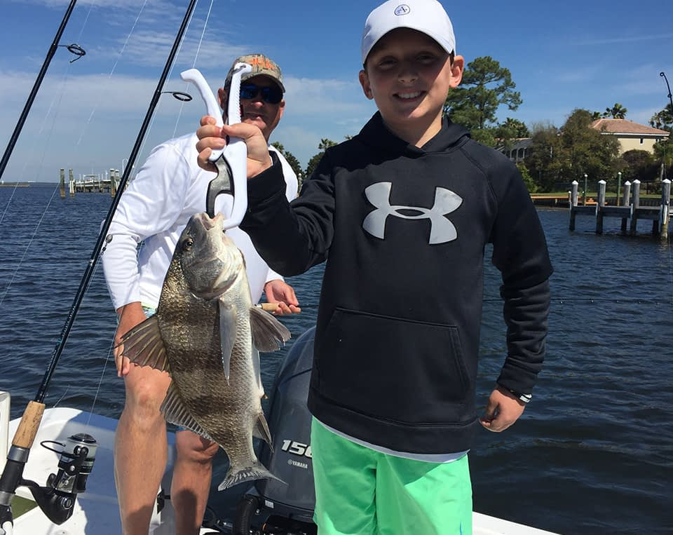 destin fl inshore fishing guides