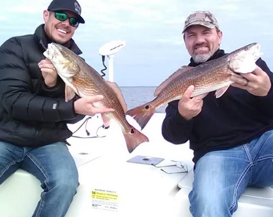 Inshore Fishing Destin Panama City Nearshore Fish Charter