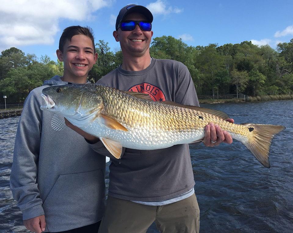 destin redfish charters